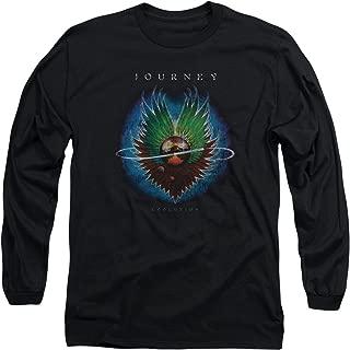 Journey Evolution Album Cover - Adult Long-Sleeve T-Shirt