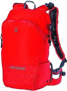 AL5043110 Mochila de esquí Touring para Hombre y Mujer, Backland UL, Unisex Adulto, Rojo Claro, 15 litros, 500 x 142 x 280 cm