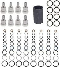 6.0L High Pressure Oil Rail Ball Tube Repair Kit For 03-10 Ford 6.0L Powerstroke