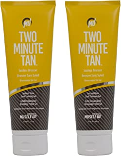 two minute tan