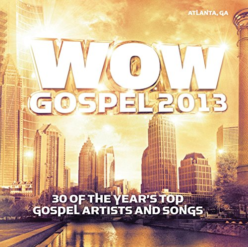 Wow Gospel 2013 [Importado]