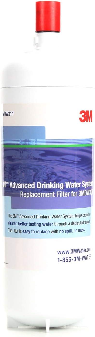 3M Aqua-pure 3MDW311 Drinking Phoenix Mall Cartridge Topics on TV Water Filter