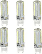 Led bulbs, 5.5 G4/G9/E12 LED Bi-pin Lights T 104 SMD 3014 330-350 Lm Warm White Cool White Waterproof AC110 V 6 Pcs led li...