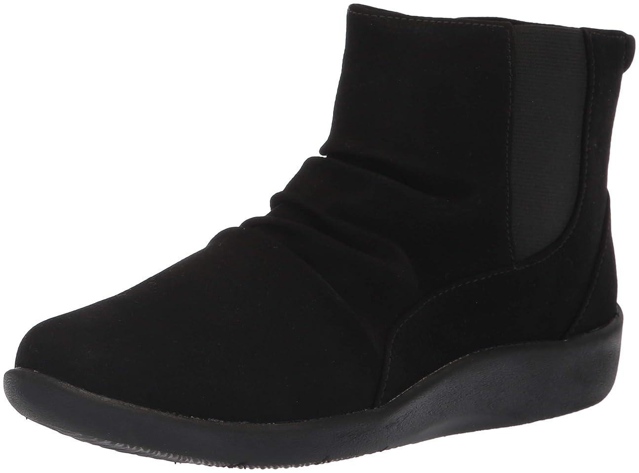指定黒人パフ[クラークス] Women's Sillian Rima Fashion Boot [並行輸入品]