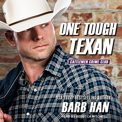 One Tough Texan audiobook cover art