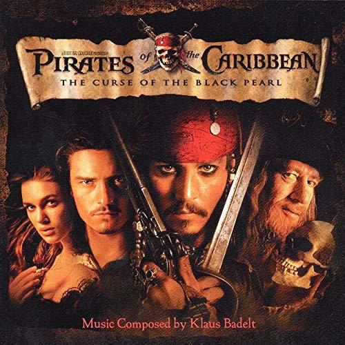 ウォルト・ディズニー・レコード『パイレーツ・オブ・カリビアン/呪われた海賊たち オリジナル・サウンドトラック(AVCW-12565)』