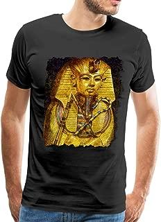 Pharaoh Tutankhamun Men's Premium T-Shirt