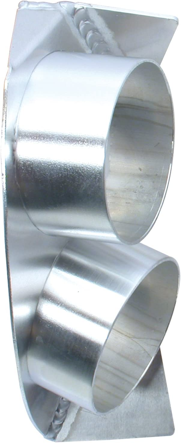 Allstar Performance ALL42117 Brake Cooling Ducts Single-Spindle Lightweight Alum