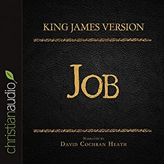 Holy Bible in Audio - King James Version: Job cover art