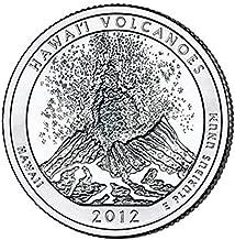quarter hawaii volcanoes