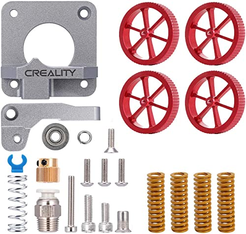 Creality 3D Printer Kit with Aluminum Ender 3 Extruder Upgraded, Compression Die Springs for Bed Leveling, Metal Hand...
