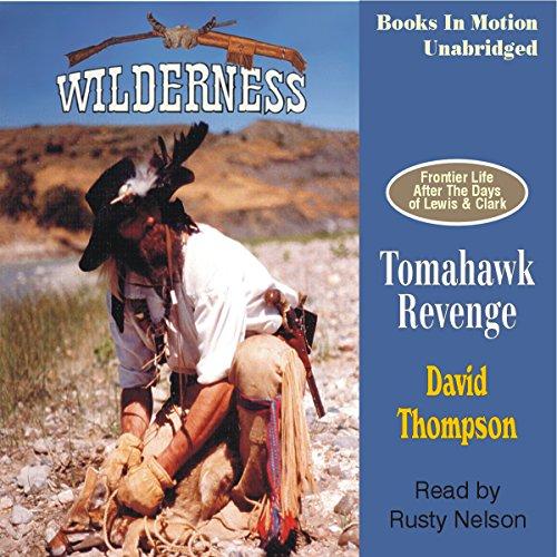 Tomahawk Revenge cover art