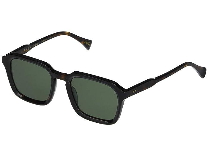 1960s Sunglasses | 70s Sunglasses, 70s Glasses RAEN Optics Burel 54 Kola TortoiseGreen Polarized Fashion Sunglasses $185.00 AT vintagedancer.com
