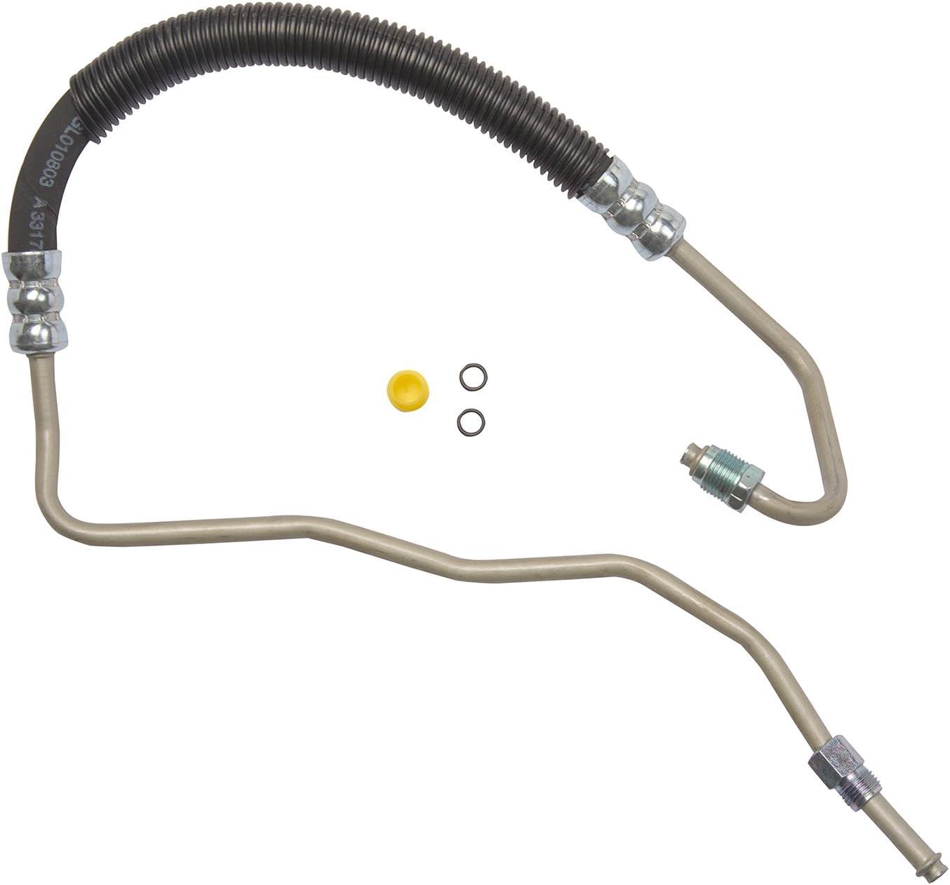 Edelmann 91631 Limited 1 year warranty Special Price Power Steering Hose Pressure