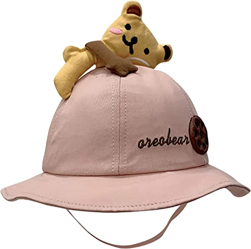 high quality Cute sale Bucket Hat for Kids, Sun Protection Sun Hat for Toddler Baby high quality Girls Boys, Outdoor Summer Fisherman Cap sale
