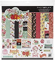 """PhotoPlay Collection Pack 12""""X12""""-Belle Fleur"""