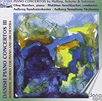 Danish Piano Concertos Vol III