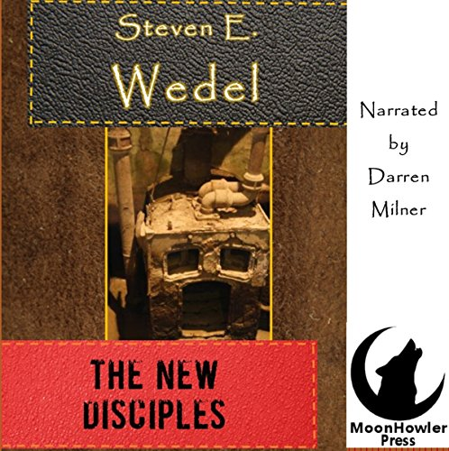 The New Disciples audiobook cover art