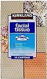 Kirkland Signature Facial Tissue, 2-Ply - 90 ct - 12 pk