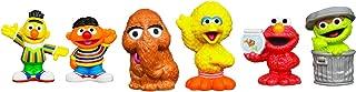 Sesame Street Friends Figure Set with Bert, Ernie, Big Bird, Snuffleupagus, Elmo & Oscar