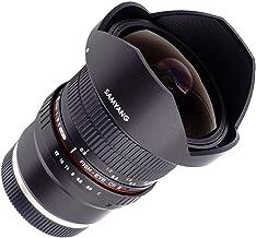 Samyang 8 mm F3.5 Fisheye Manual Focus Lens for Sony-E