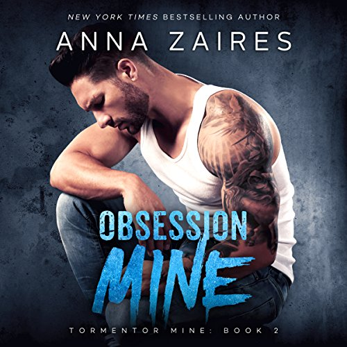 Obsession Mine audiobook cover art