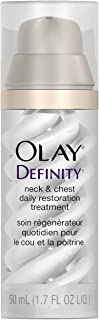 Olay Definity Neck and Chest Daily Restoration Treatment, 1.7 Ounce