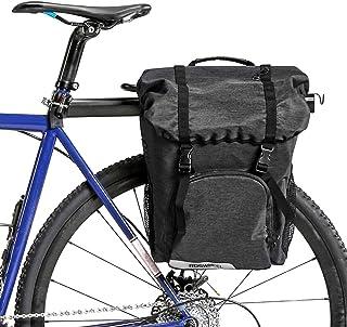 vitalite de Multifuncional bolsillos transporte portaequipajes bolsa de bicicleta con lluvia Dichtes protectora