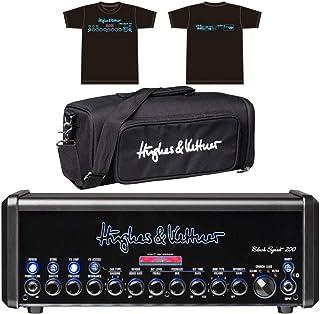 【Tシャツ付】【専用バッグ付】Hughes & Kettner Black Spirit 200 HUK-BS200/H + HUK-BS200/BAG ギターアンプヘッド
