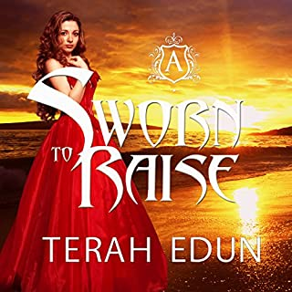 Sworn to Raise     Courtlight, Book 1              By:                                                                                                                                 Terah Edun                               Narrated by:                                                                                                                                 Ashley Arnold                      Length: 7 hrs and 18 mins     38 ratings     Overall 3.5