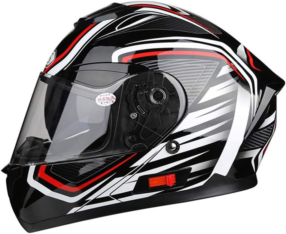 ZhangHai Motorcycle Modular Limited time sale Helme Flip-Up San Diego Mall Ful Helmets Integrated