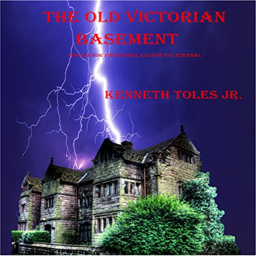 The Old Victorian Basement audiobook cover art