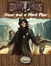 Stone and a Hard Place (Deadlands, Savage Worlds, S2P10214) by Pinnacle Entertainment (2015-09-01)