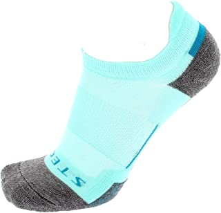 Stego RunTec Lightweight No Show Ankle Running Socks