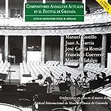 Musica sobre un poema de Ignacio Llamas (Manuel Hidalgo)