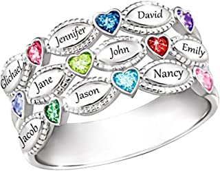 customized name rings india