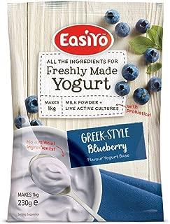 Easiyo Blueberries & Cream Premium Yoghurt Mix 230g