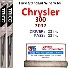 Best windshield wipers for 2007 chrysler 300 Reviews