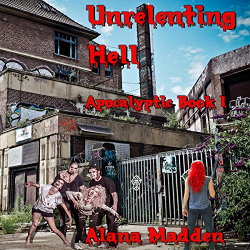 Unrelenting Hell audiobook cover art