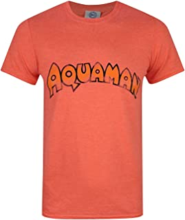Official Aquaman Logo Men's T-Shirt