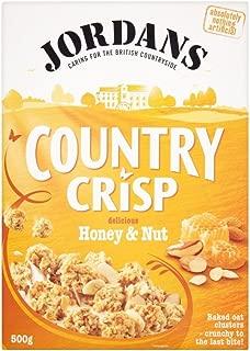 Jordans Country Crisp Honey & Nut (500g) - Pack of 2