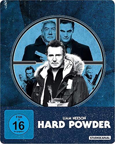 Hard Powder - Limited SteelBook Edition [Blu-ray]