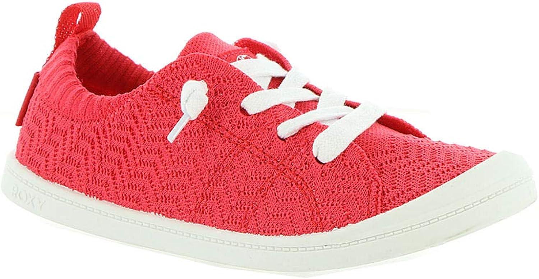 Roxy Womens Bayshore Knit Slip on Sneaker shoes Sneaker