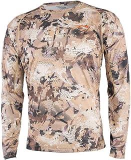 Sitka Men's Hunting Core Lightweight Crew Long Sleeve Shirt
