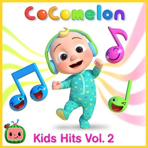 Cocomelon Kids Hits Vol 2 By Cocomelon On Amazon Music Amazon Com
