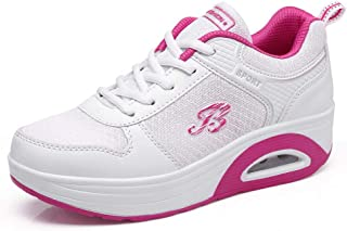 SKLT Running Shoes Women Soft Air Cushioning Sneakers White Black Damping Non Slip Ladies Trainers Basket Walking Sports