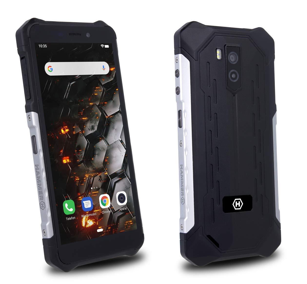 myPhone Hammer Iron 3 - Plateado: Amazon.es: Electrónica
