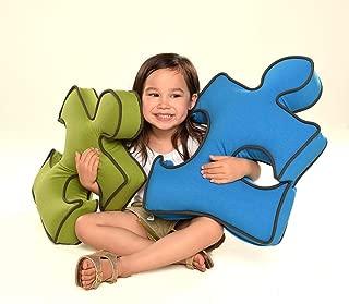 Yogibo Puzzle Pillow Turquoise