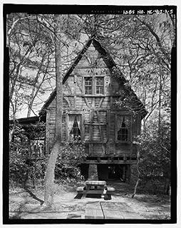 HistoricalFindings Photo: Biltmore Forestry School,Cantrell Creek Lodge,Brevard,Transylvania County,NC,3