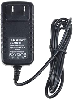 ABLEGRID 5V 3A Wall Charger Power Supply Adapter Cord fit for Direkt-Tek DTLAPC125-1-GD 12.5